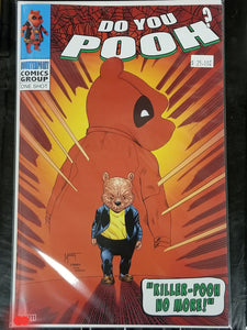 "Counterpoint Comics Do You Pooh? One Shot ""Killer Pooh No More"" ASM 50 Homage"