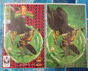 MMPR #37 Legends Exclusive Variant Set Signed by Diego Galindo #1 of 2 Sets