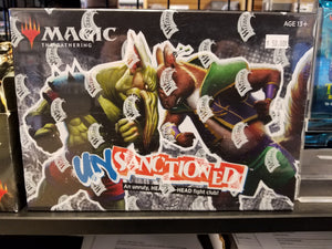 Magic: The Gathering - Unsanctioned Box