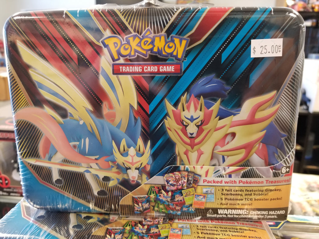Pokemon Spring Collector Chest Tin