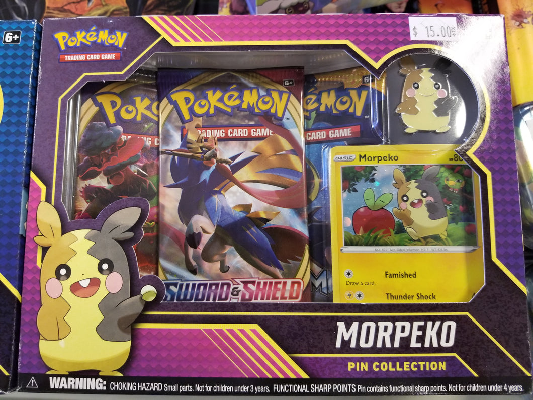 Pokemon: Morpeko Pin Box