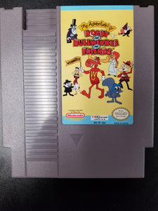 NES Adventures of Rocky and Bullwinkle and Friends THQ