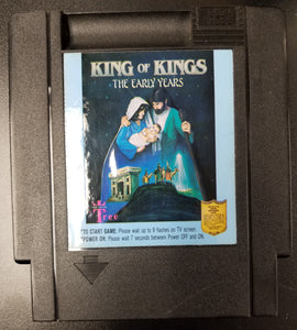 NES King of Kings: The Early Years by Wisdom Tree