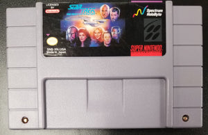 SNES Star Trek The Next Generation by Spectrum HoloByte