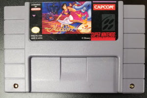 SNES Disney's Aladdin by Capcom