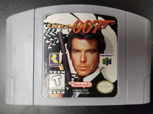 N64 007 Goldeneye by Rareware