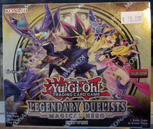 Yu-Gi-Oh Legendary Duelists Magical Hero Booster Box