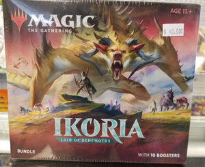 Magic the Gathering Ikoria Lair of Behemoths Bundle