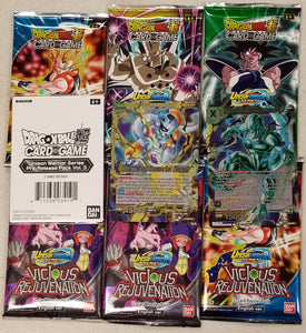 Dragon Ball Super Set 12: Vicious Rejuvenation Prerelease Kit