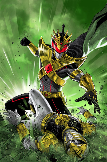 Mighty Morphin Power Rangers #42 Jolzar Collectibles Exclusive Variant