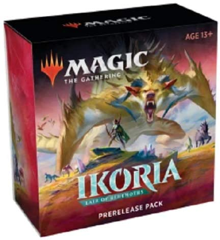 Magic the Gathering Ikoria Lair of Behemoths Prerelease Pack