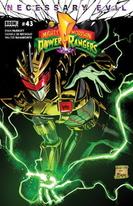Mighty Morphin Power Rangers #43 Legends Comics and Games/Jolzar Collectibles Exclusive Trade Dress Variant