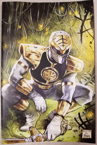 Mighty Morphin Power Rangers #45 Jolzar Collectibles/Diego Galindo Variant
