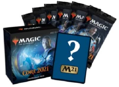 Magic the Gathering Core 2021 Take Home Pre-release Pack