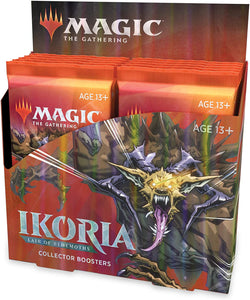 Presale Magic the Gathering Ikoria: Lair of Behemoths Collector Booster Box