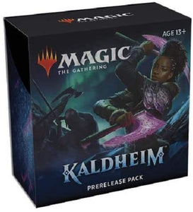 PRESALE Magic the Gathering Kaldheim Prerelease Pack Kit