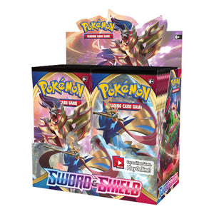 Pokemon SS1 Sword & Shield Booster Box