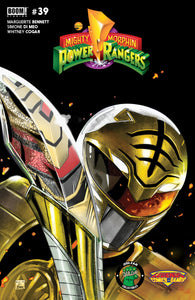 Mighty Morphin Power Rangers #39 Hulk 340 Homage (Legends Exclusive Variant)