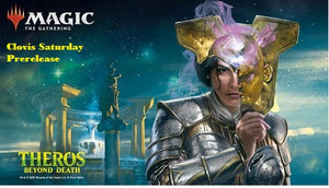 Magic Theros Beyond Death Saturday Prerelease Clovis