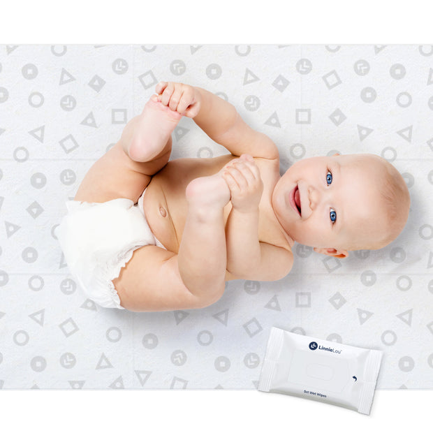 3-in-1 Disposable Diaper Changing Kit