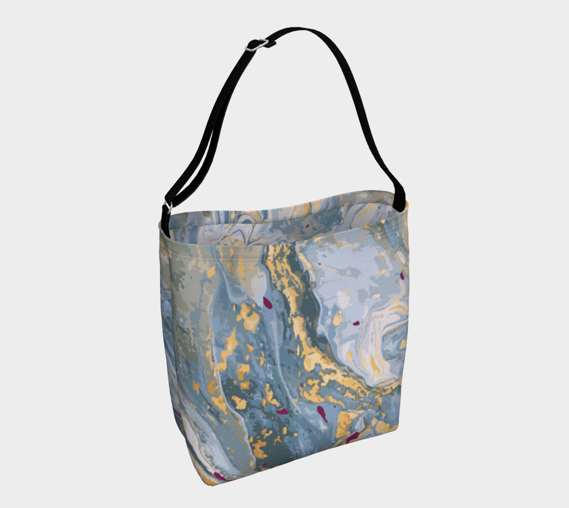 Golden Pond Day Tote