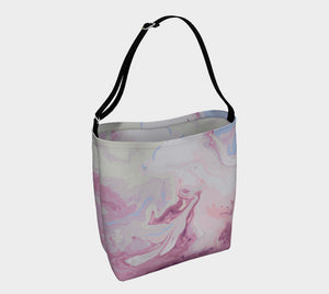Strawberry Frosting Day Tote