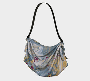 Golden Pond Day Origami Tote