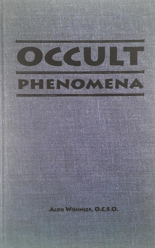 Occult Phenomena