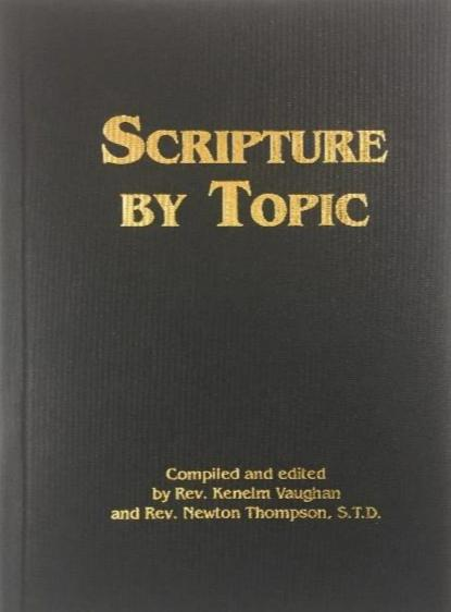 Scripture by Topic
