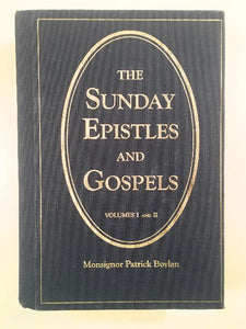 The Sunday Epistles and Gospels