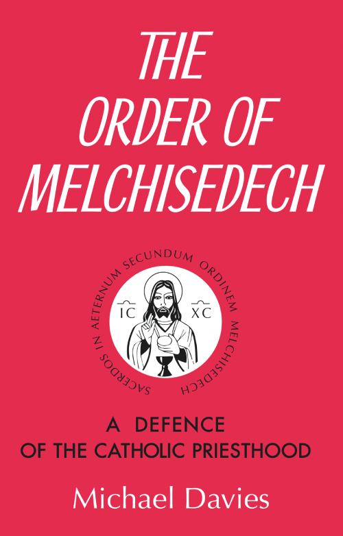 The Order of Melchisedech
