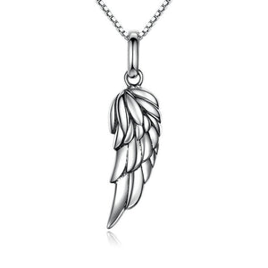 Feather Wing Necklace