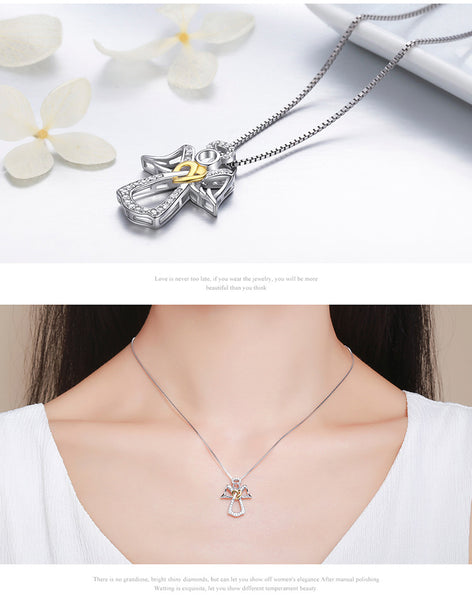Guardian Angel Necklaces