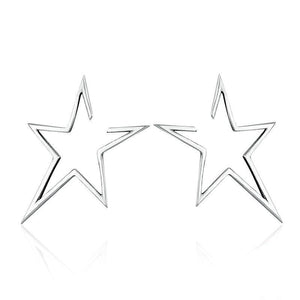 Rocky Star Earrings