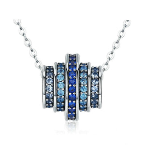 Blue Melody Necklace