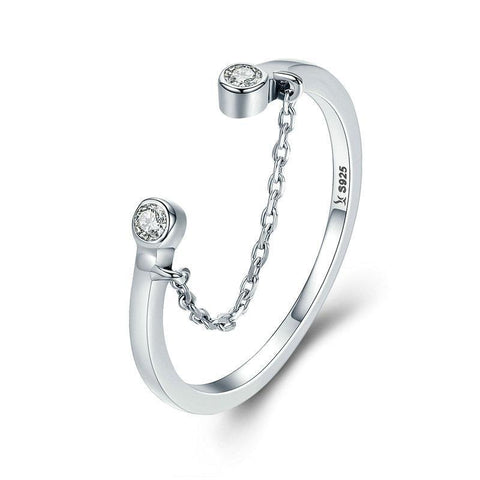Chains of Love Ring