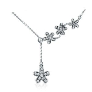 Four of a Kind Daisy's Necklace