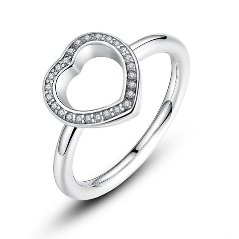 The Heart of Love Ring