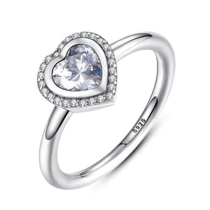 Heart of Love Ring