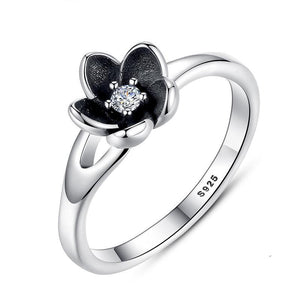 Black Lotus Ring