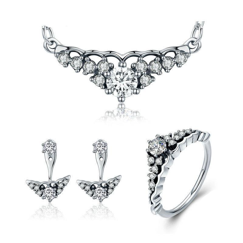 The Queen Jewelry Set