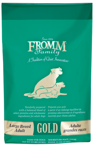 Fromm Large Breed Adult 33# K9