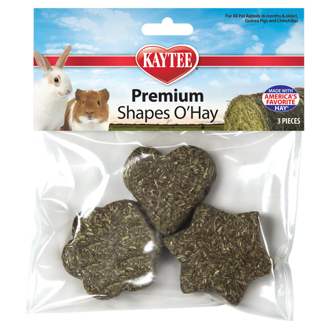 Kaytee Premium Shapes O'Hay (3ct)