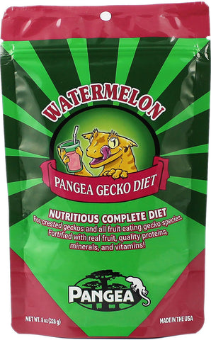 Pangea Gecko Diet - Watermelon Variety (8oz)