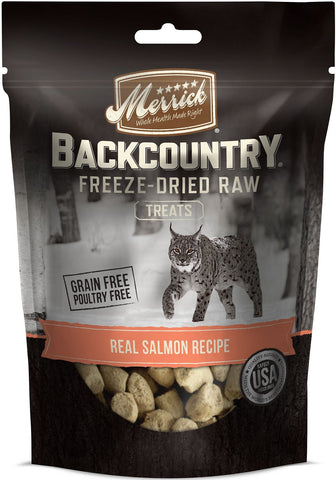 Backcountry Cat Treats - Salmon (4oz)
