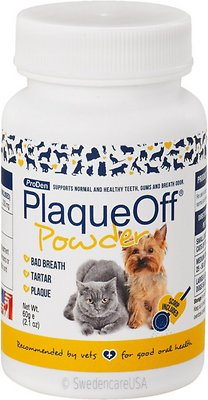 ProDen - PlaqueOff Powder (2.1oz)