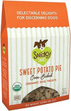 Snicky Snaks - Sweet Potato Pie Oven Baked Dog Treats (10oz)