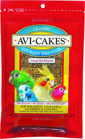 AVI CAKES SMALL BIRDS