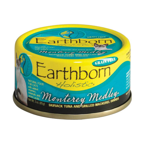 Earthborn Monterey Medley 3oz Cat