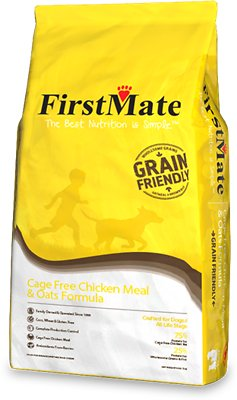 Firstmate Chicken Meal W/ Oats (25# Variety)